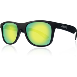 SHADEZ polarized adult sunglasses yellow