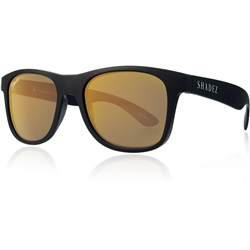 SHADEZ polarized adult sunglasses gold
