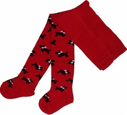 Nowali Scottie Dog Tights