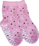 Nowali Polka Dots Slipper Sock